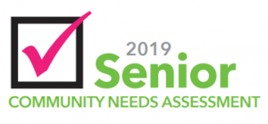 senior community needs assessment logo